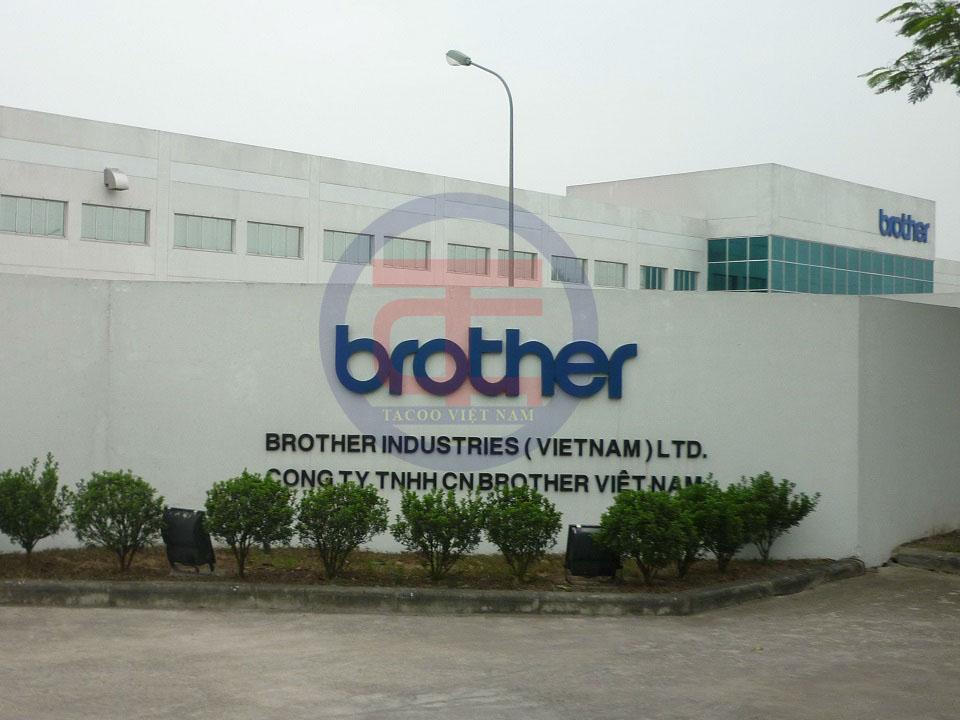 Nhà máy Brother Việt Nam tại Hải Dương