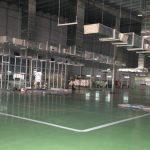 Thi công hệ thống làm mát nhà xưởng ABC Bắc Ninh