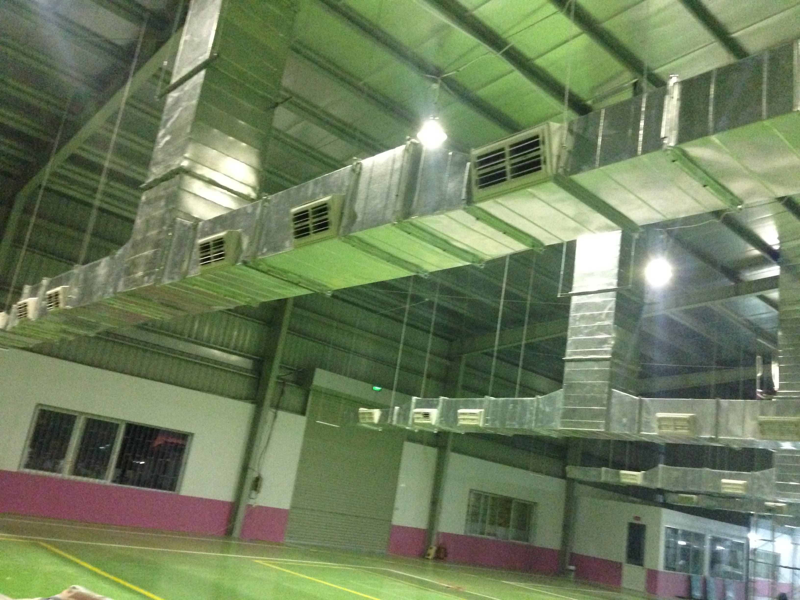 Tư vấn thiết kế hệ thống làm mát nhà xưởng tại nhà máy ABC Bắc Ninh