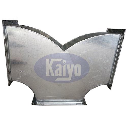 Bac chạc ống gió vuông Kaiyo Việt Nam