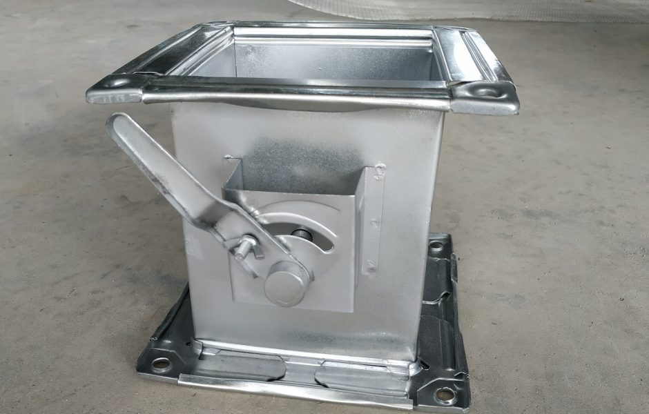 Sản phẩm một chiều vuông được sản xuất tại Kaiyo Việt Nam