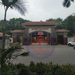 Hệ thống điều hoà được lắp đặt tại Học viện An Ninh