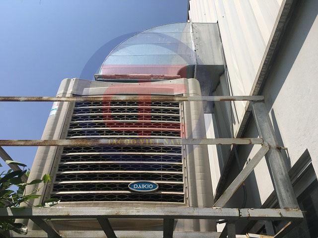 Sản phẩm máy làm máy làm phục vụ cho việc xử lý không khí