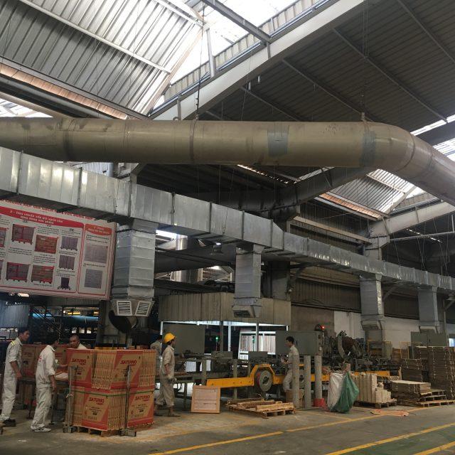 Hệ thống điều hòa không khí được lắp đặt bởi Kaiyo Việt Nam