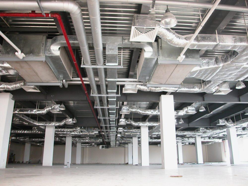 Hệ thống thông gió cho tầng hầm