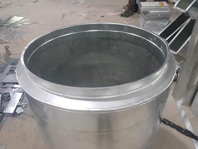 Ống gió tiêu âm tròn được sản xuất tại đơn vị Kaiyo Việt Nam