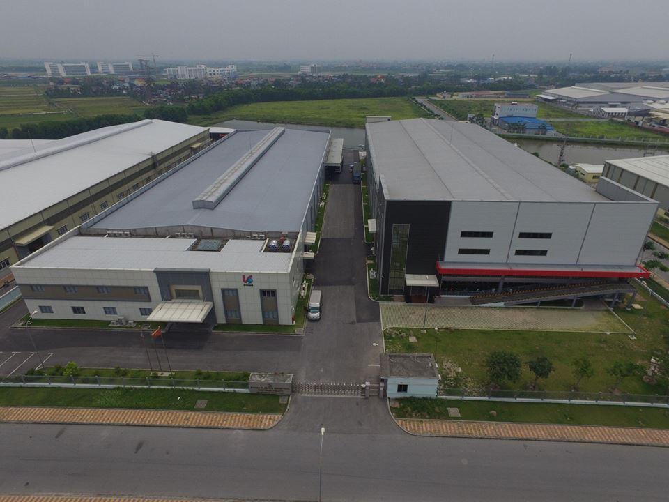 Hình ảnh nhà máy Kyowa Hải Phòng