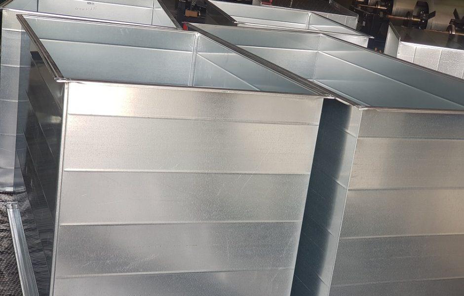 Sản phẩm ống gió được cung cấp bởi Kaiyo Việt Nam