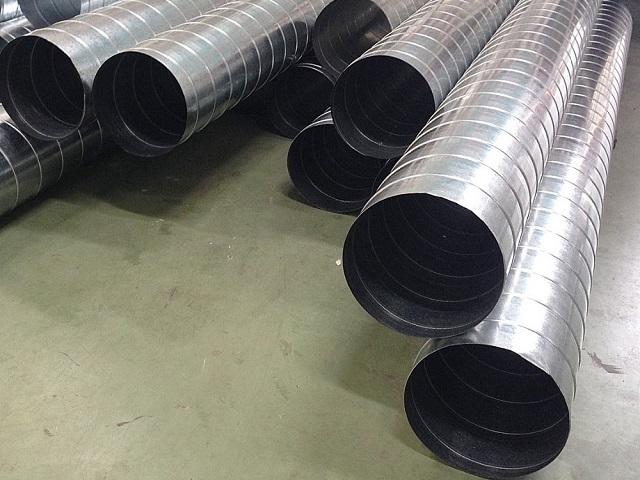 Sản phẩm ống gió tròn được cung cấp bởi Kaiyo Việt Nam