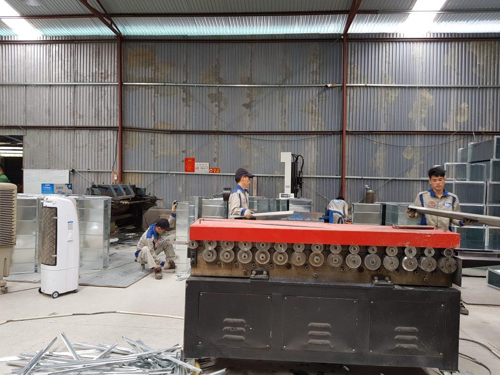 Xưởng sản xuất Kaiyo Việt Nam