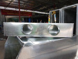 Hộp gió được sản xuất tại Kaiyo Việt Nam