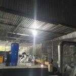 Hệ thống khí nén được sử dụng đối với máy CNC Plasma