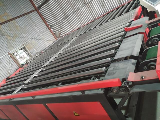 Dây chuyền sản xuất ống gió hiện đại Auto Line VI