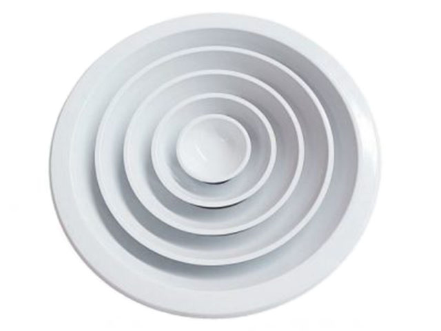 Cửa gió khuếch tán tròn được cung cấp bởi Kaiyo Việt Nam