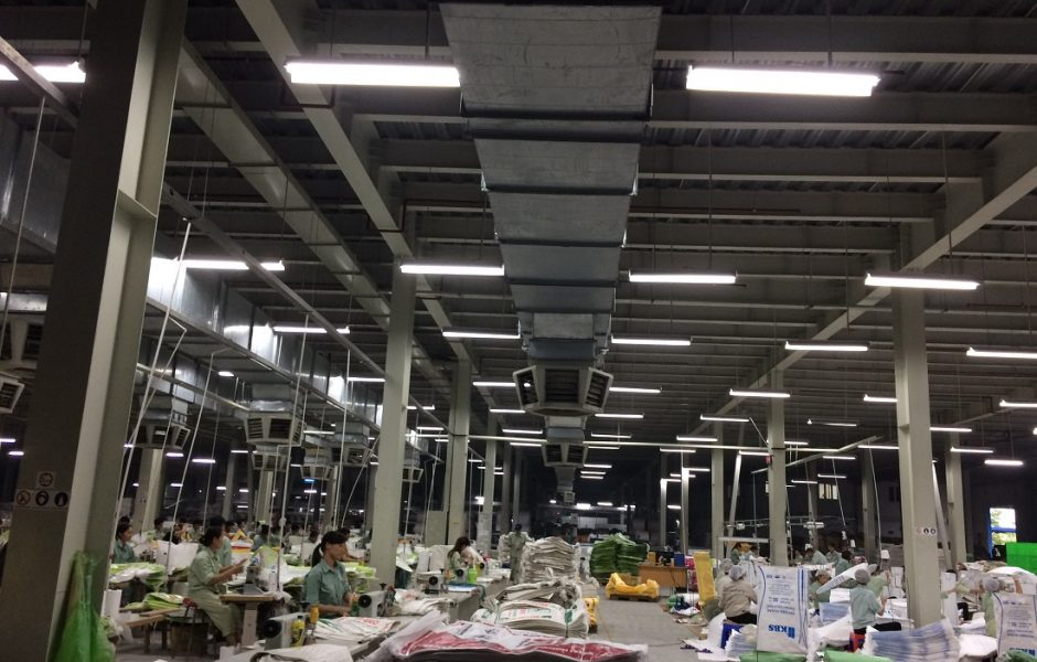 Miệng gió lục lăng được cung cấp bởi Kaiyo Việt Nam