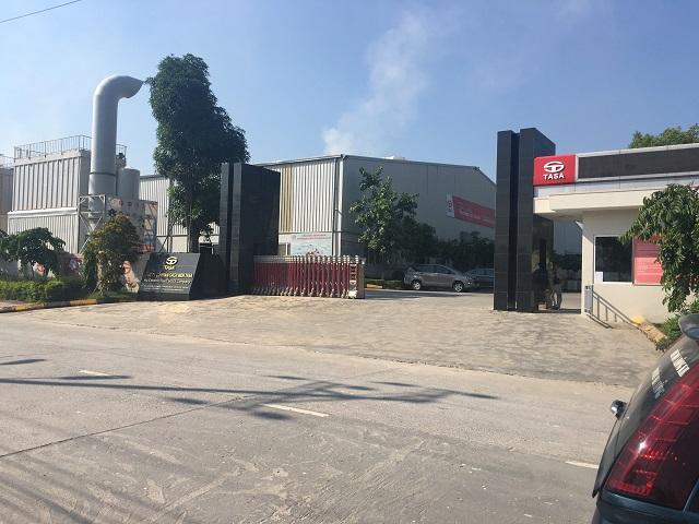 Công ty sản xuất gạch Tasa Việt Nam