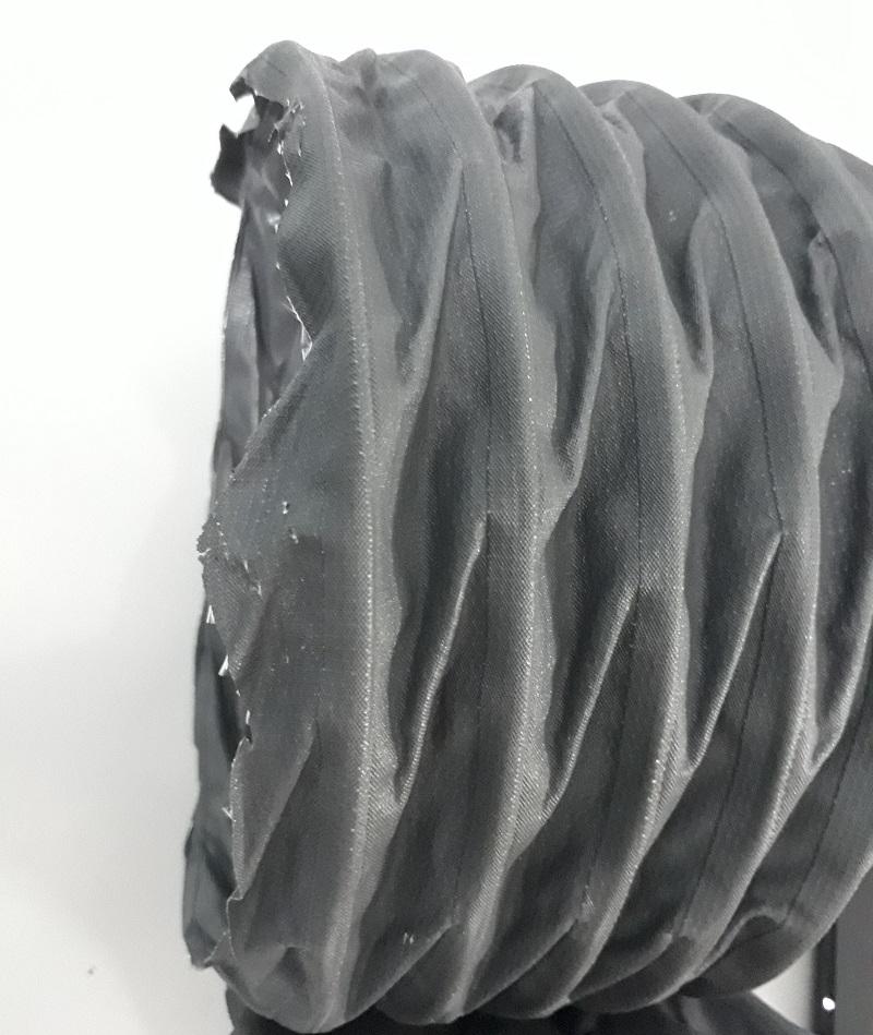 Ống gió mềm vải Simili