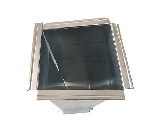 Sản xuất ống gió vuông bích TDC