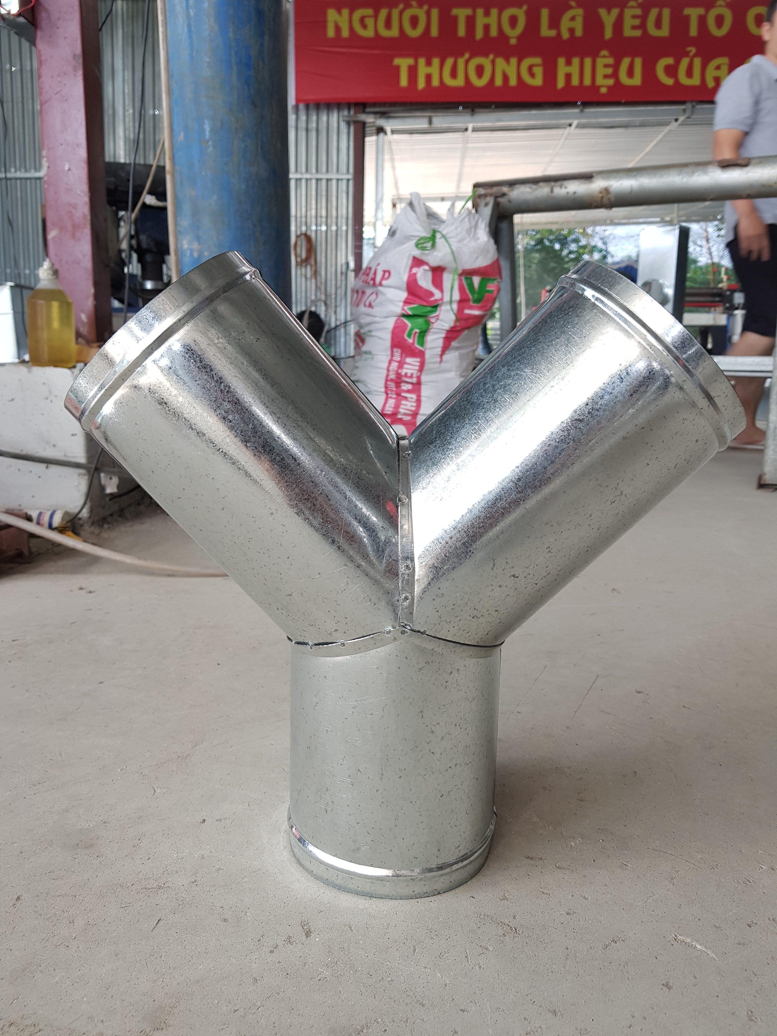 Chạc y được sản xuất tại Kaiyo Việt Nam