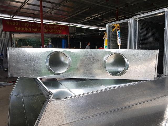 Hộp chia gió được sản xuất tại Kaiyo Việt Nam