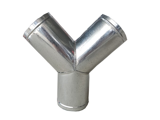 Chạc Y ống gió