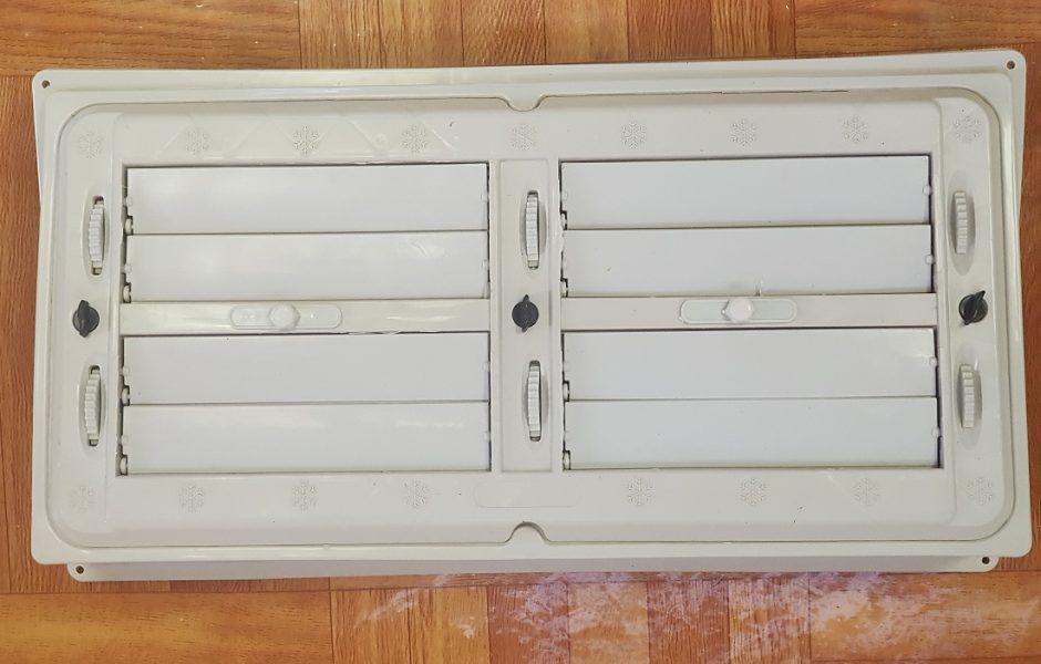 Sản phẩm cửa gió nhựa S -811