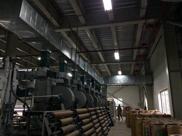Hệ thống đường ống gió