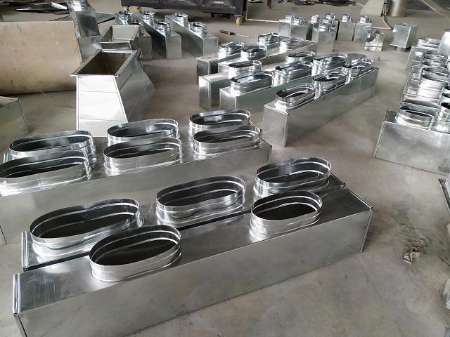 Phụ kiện ống gió được sản xuất tại Kaiyo Việt Nam