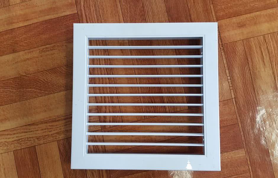 Cửa gió nan bầu dục được cung cấp bởi Kaiyo Việt Nam