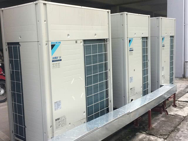Hệ thống máy lạnh công nghiệp