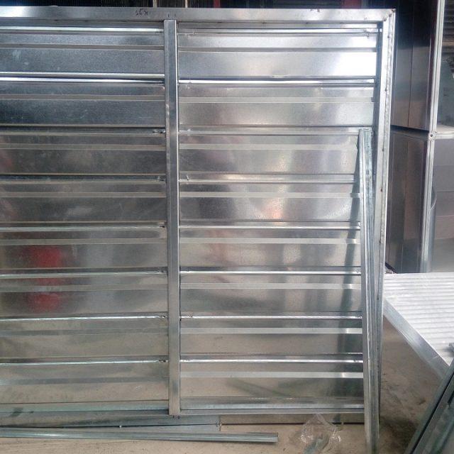 Cửa gió Louver được sản xuất tại Kaiyo Việt Nam