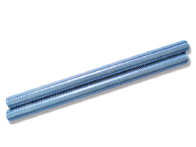 Thanh ty ren được sử dụng để tăng cứng ống gió