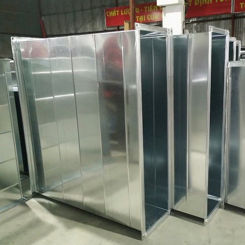 Sản phẩm ống gió vuông bích TDC chất lượng cao