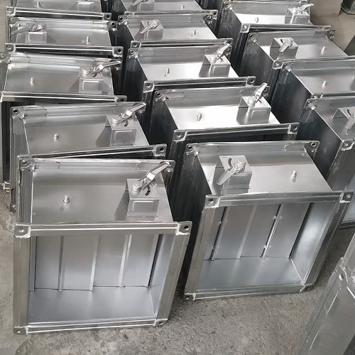 Van gió chất lượng cao được sản xuất tại Kaiyo Việt Nam