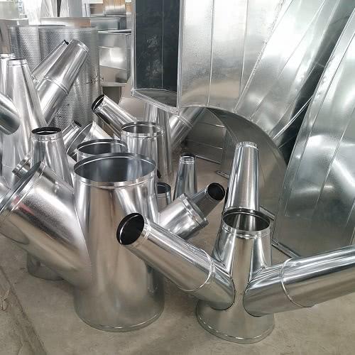 Sản phẩm chạc 3 ống gió được sản xuất tại Kaiyo Việt Nam
