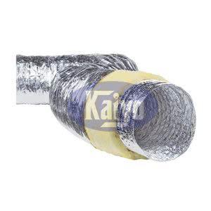 Sản phẩm ống gió mềm có bảo ôn