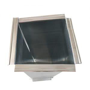 Ống gió vuông bích TDC chất lượng