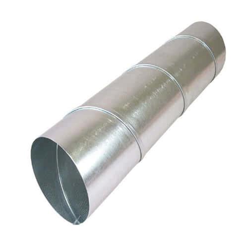 Sản phẩm ống gió tròn xoắn tôn mạ kẽm