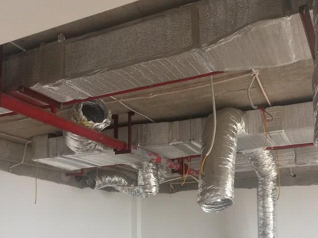 Đường ống gió cách nhiệt