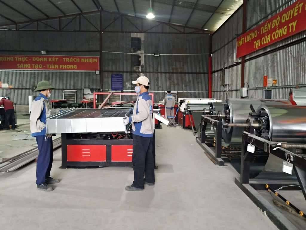 Cung cấp sản phẩm ống gió chất lượng