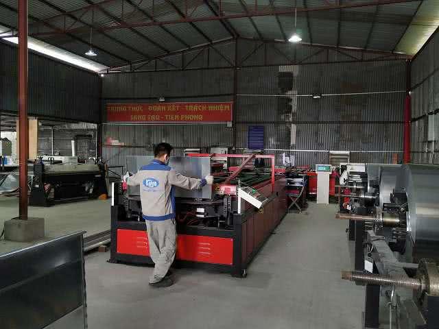 Sản xuất và cung cấp ống gió chất lượng