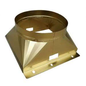 Sản phẩm phụ kiện côn vuông tròn được sản xuất tại Kaiyo Việt Nam