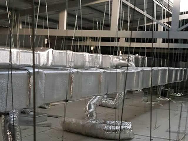 Hệ thống khí sạch được cung cấp bởi Kaiyo Việt Nam