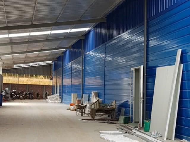 Lắp đặt hệ thống làm mát tại nhà xưởng Thái Dương