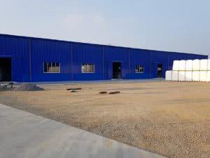 Dự án lắp đặt hệ thống làm mát tại nhà máy Thái Dương