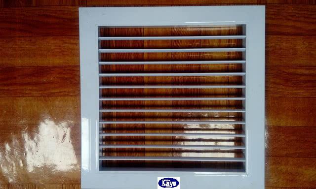 Cửa gió nan thẳng chữ T được sản xuất và cung cấp bởi đơn vị Kaiyo Việt Nam