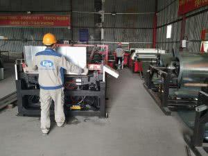 Đơn vị sản xuất ống gió hàng đầu tại Hà Nội