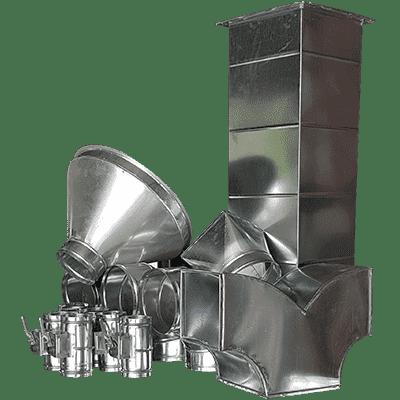 phụ kiện ống gió chuyên nghiệp