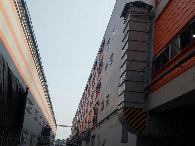 Hệ thống đường ống được cung cấp bởi nhà máy sản xuất Kaiyo Việt Nam