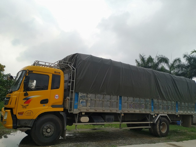 Dịch vụ hỗ trợ vận chuyển ống gió và phụ kiện